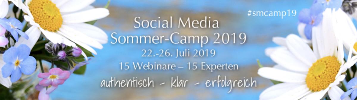 Social Media Camp 2019