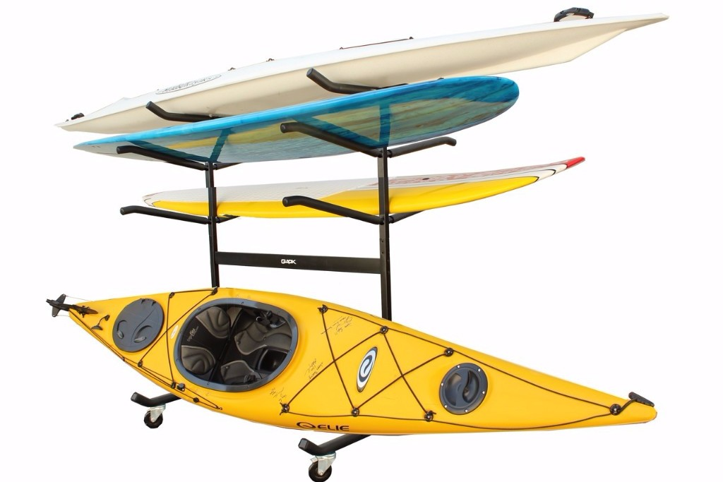 SUP and Kayak Rack w Wheels