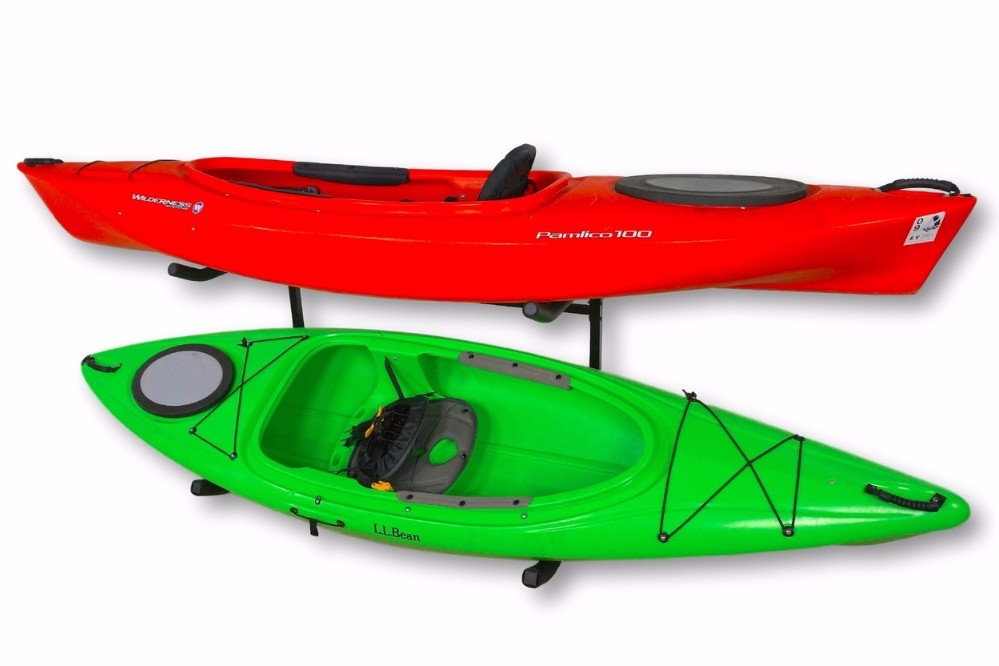 Kayak Floor Rack