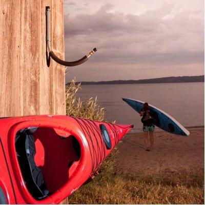Outdoor Kayak Rack