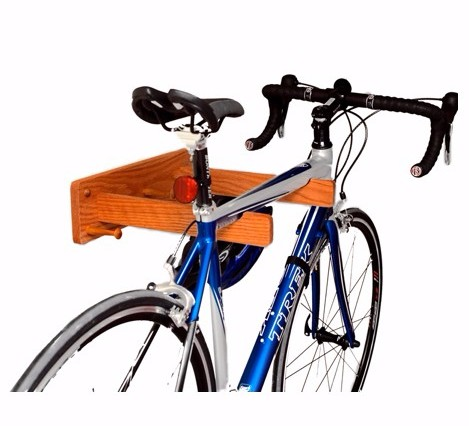 Oak Bike Rack