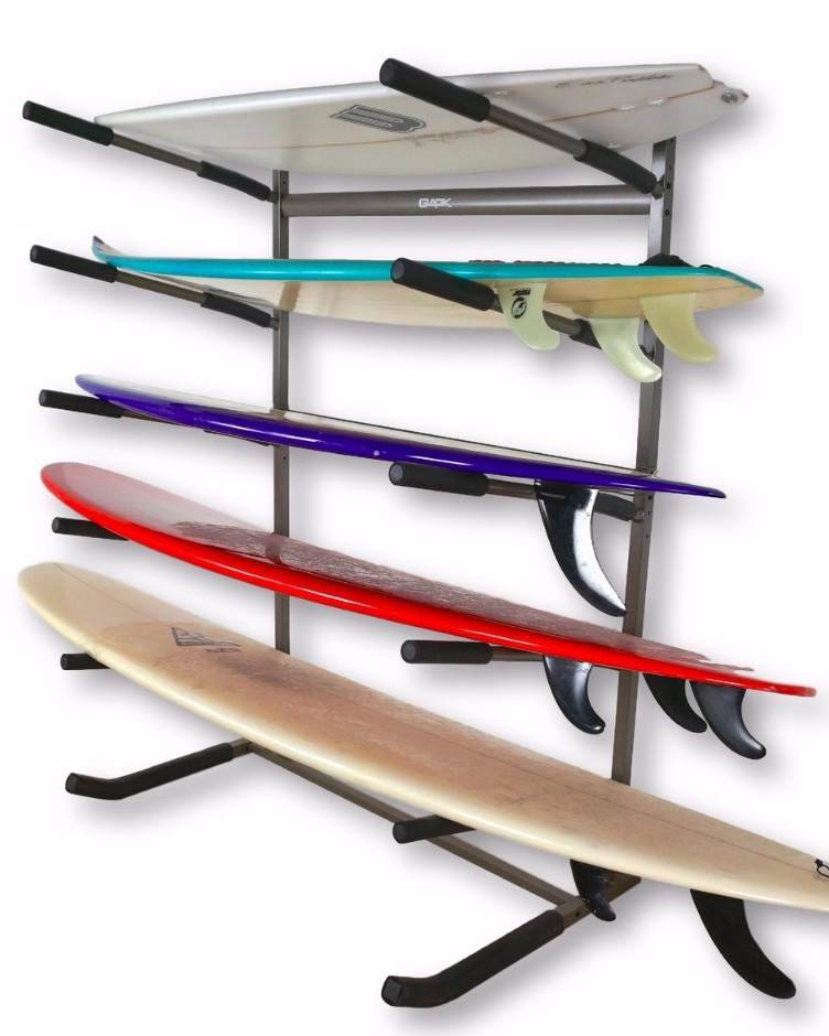 Freestanding Racks for Surfboards