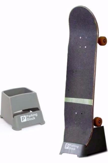 Skateboard Floor Stand