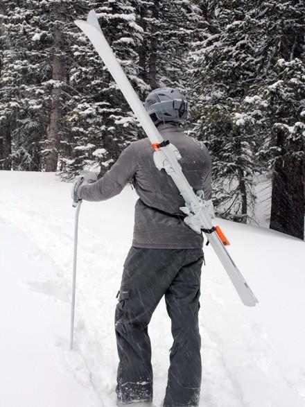 Ski Backpack Carry Straps