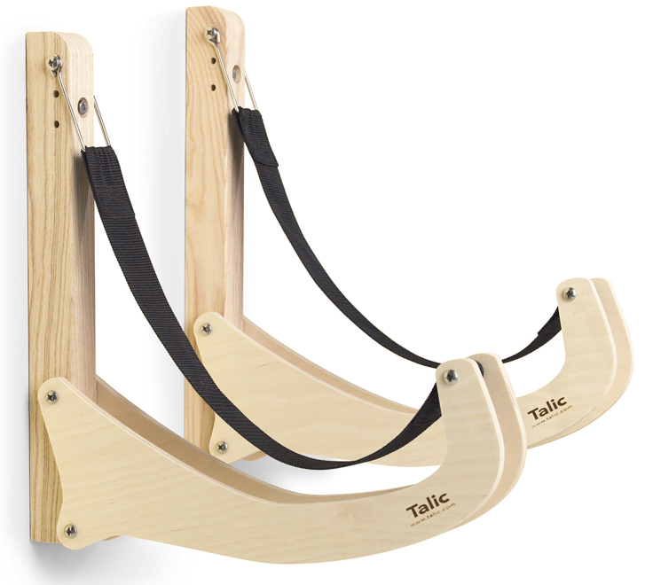 Wood Kayak Rack