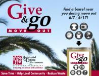 Give & Go Move Out