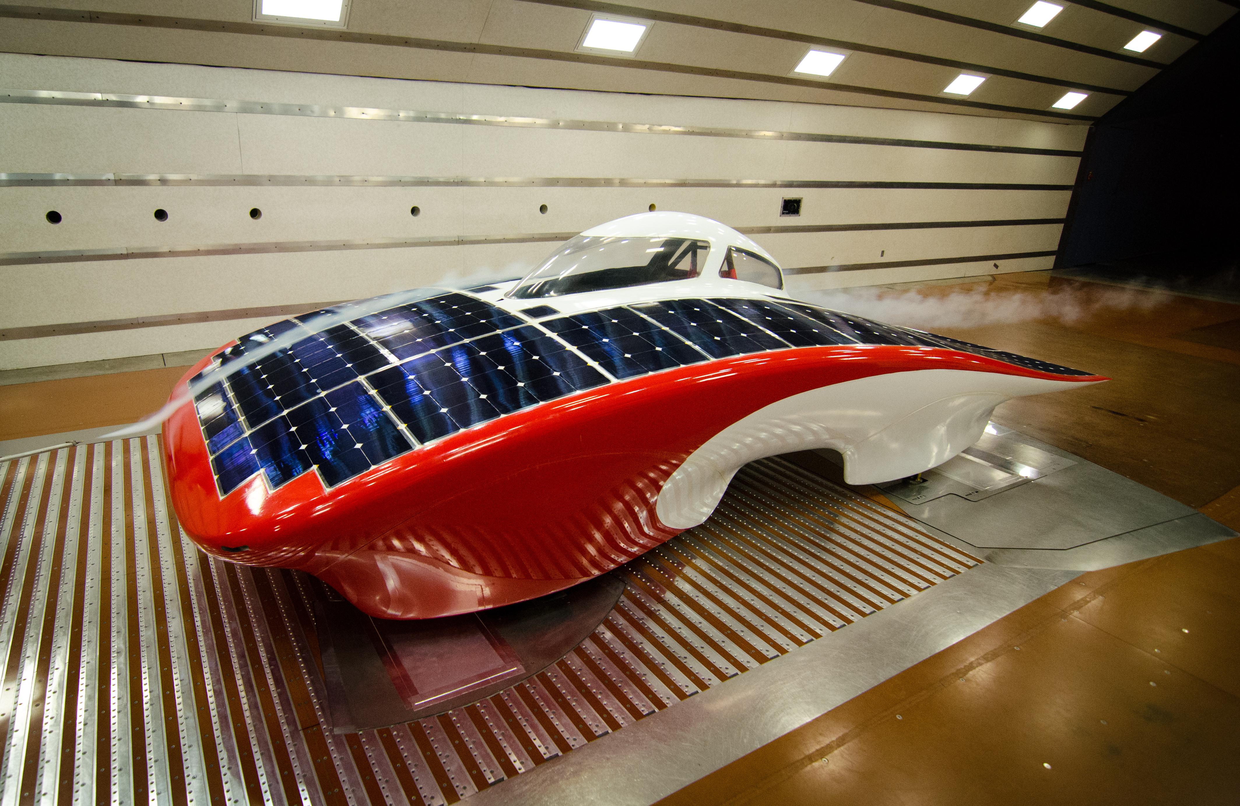 Luminos Solar Car