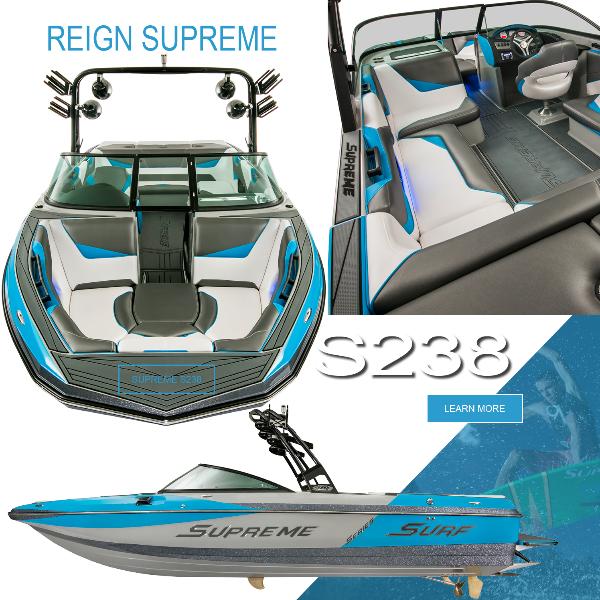 2016 Supreme S238 Revealed