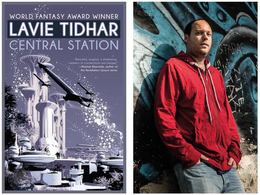 Central Station – Lavie Tidhar