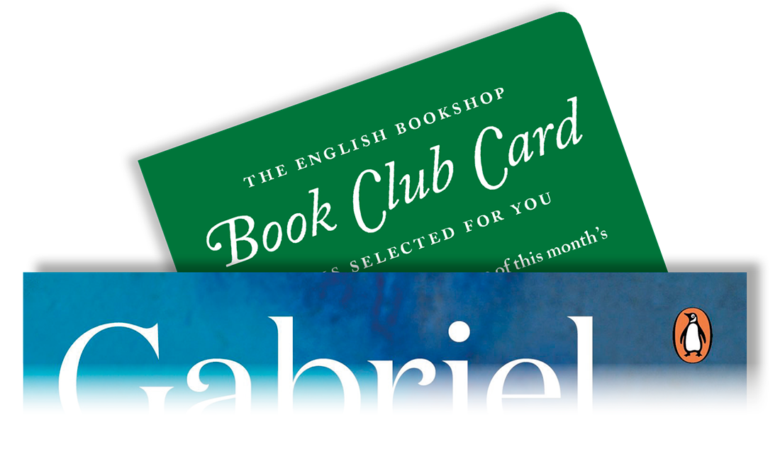 Discover the new Book Club Card!