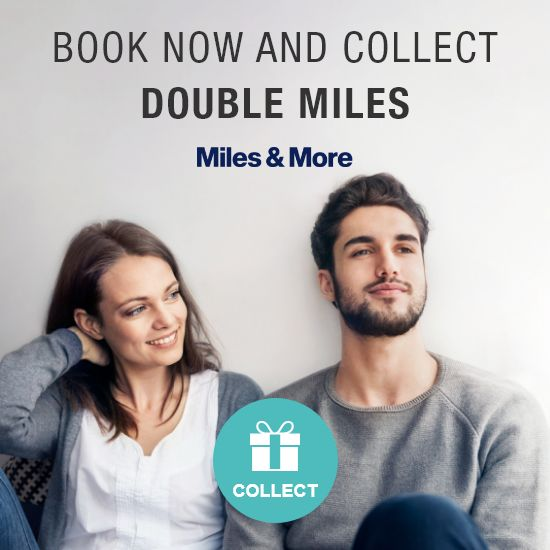 Collect double miles