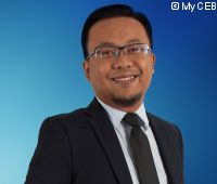 People in the News: Izad Ismail Abdullah