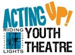Acting Up! Logo
