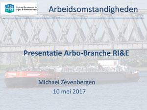 Arbo-Branche RI&E Binnenscheepvaart