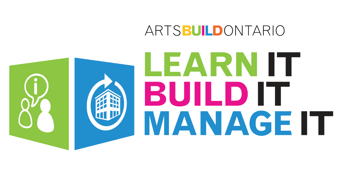 Learn it, build it, manage it logo
