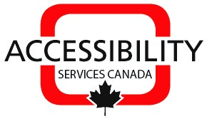 Accessibility Services Canada logo