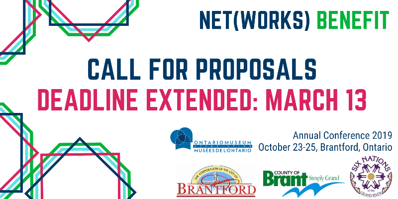 Call for Proposals, Deadline Extended