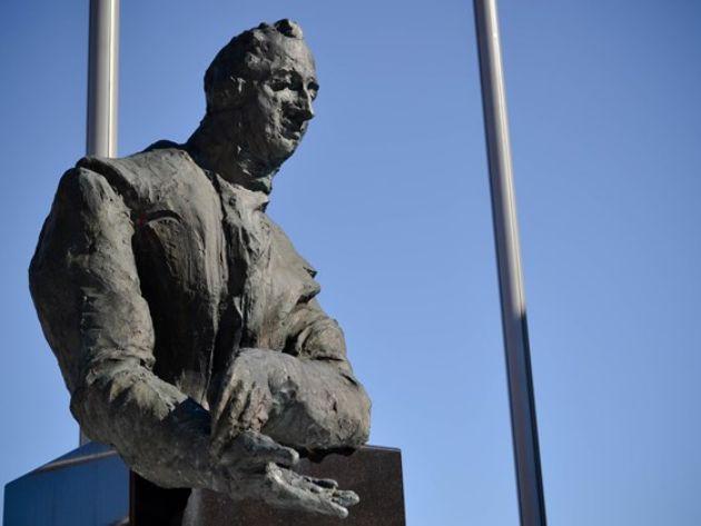 Statue of John Galt