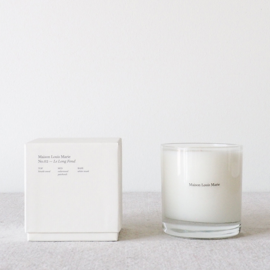 LE LONG FOND CANDLE