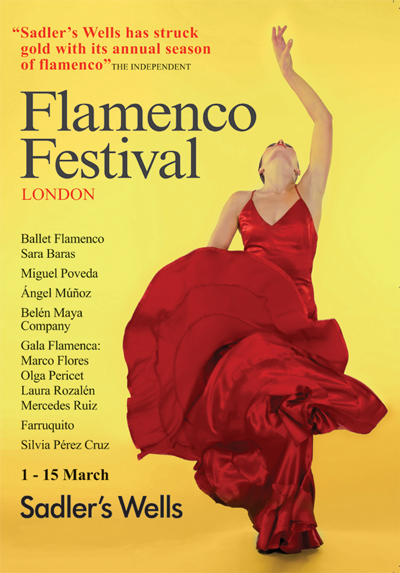 Sadler's Wells Flamenco Festival