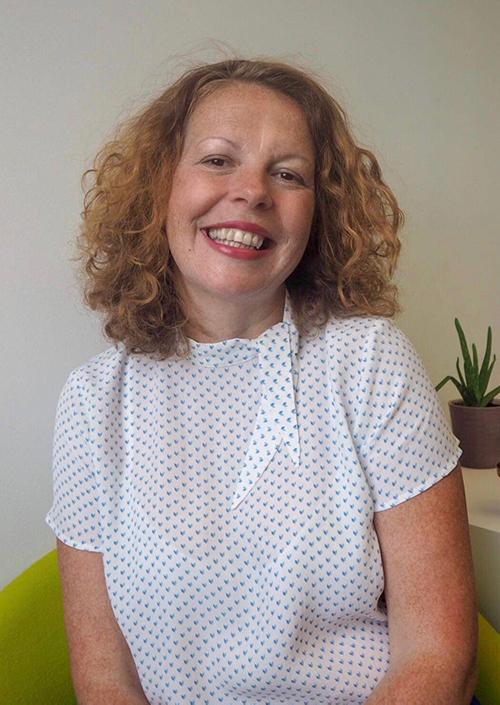 Moira Wilson, Scottish Borders Chamber of Commerce Chair