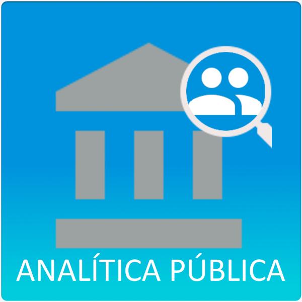 logo de Analítica Pública