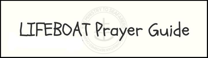 M2S Prayer Bulletin - LIFEBOAT