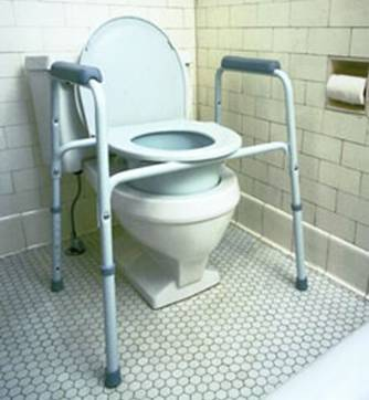 3-in-1 used as toilet seat extender