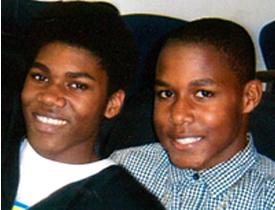 Anwain and Ricky