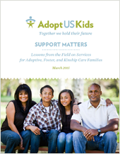 Support Matters cover