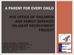 A Parent for Every Child