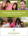 Cover for Developing Recruitment Plans: A Toolkit for States and Tribes
