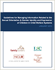 Guidelines for Managing Information cover