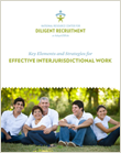 Cover for Key Elements and Strategies for Effective Interjurisdictional Work