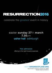 RESURRECTION 2016 eflyer