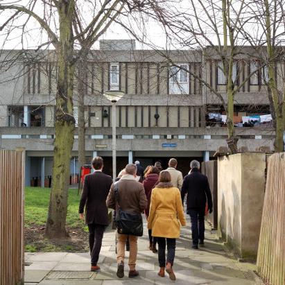 Estate Renewal: Thamesmead