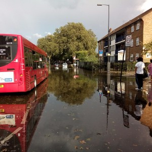 Managing London's Exposure to Climate Change