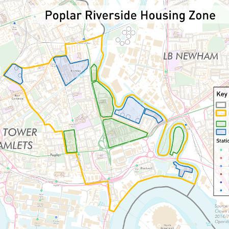 Poplar Riverside