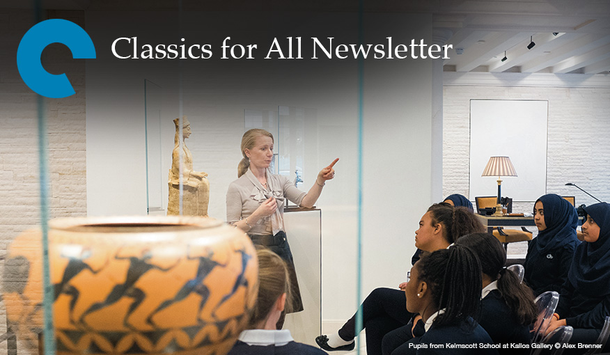 Classics for All Newsletter