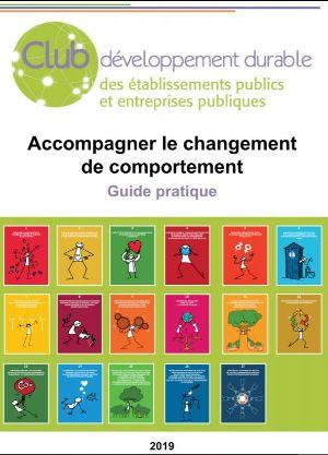 Accompagner le changement de comportement – Club développement durable des établissement publics et entreprises publiques (CDDEP)