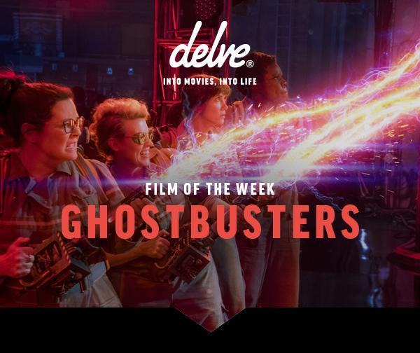 Film of the Week   Ghostbusters