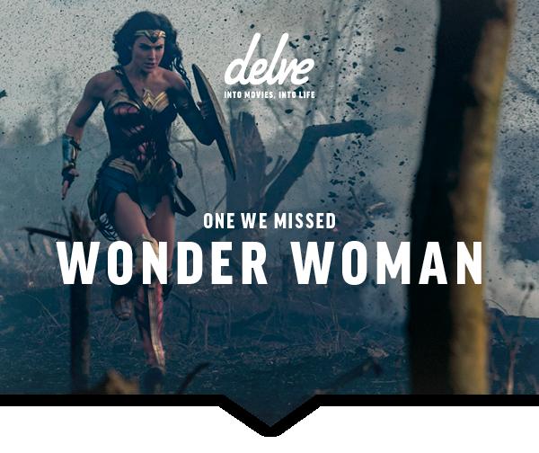One we missed | Wonder Woman