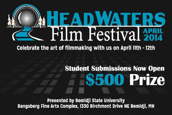 Headwaters Film Festival student submission information