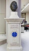 Buste Gilles Quispel