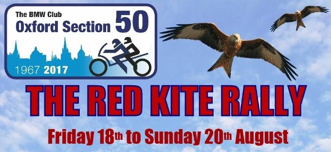 Red Kite Camping Weekend