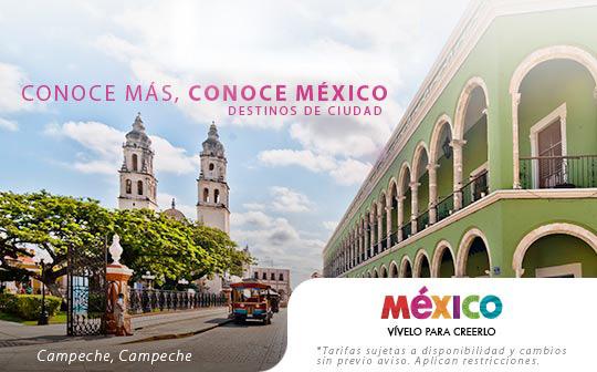 Conoce México | Destinos de Ciudad