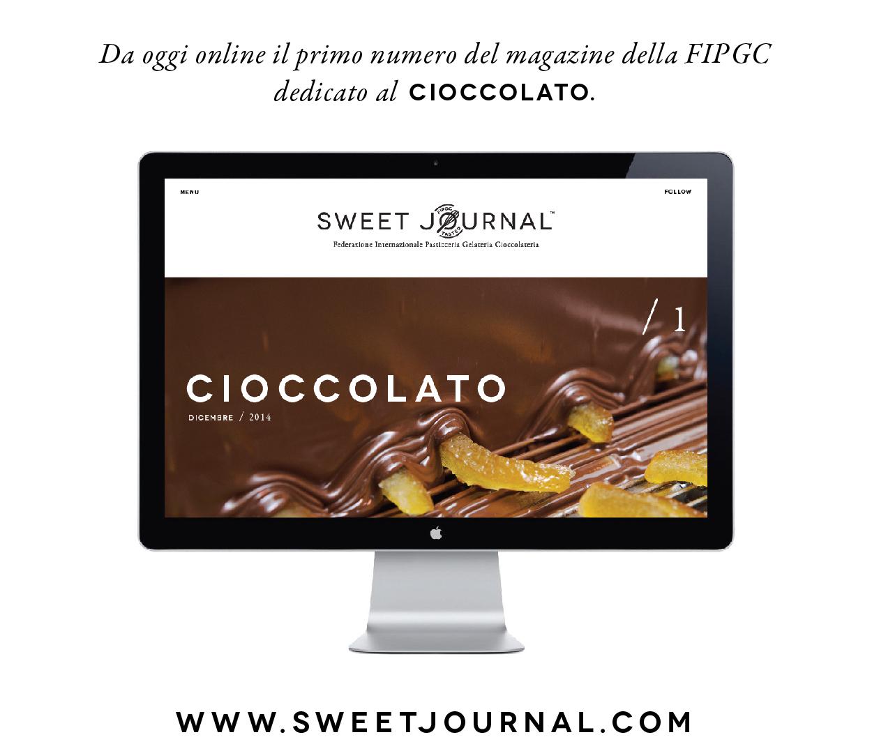 gratis il magazine della fipgc dedicato al cioccolato