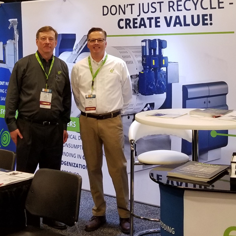 Thanks for visiting us at PRC 2018!