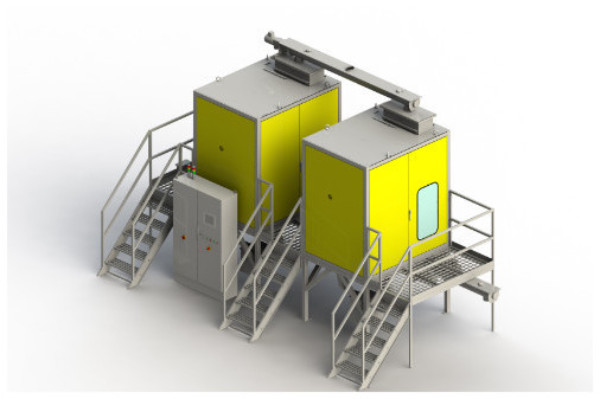 Electrostatic Separation Technology from hamos!