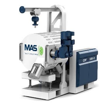 MAS CDF 500-D - new design at the show!